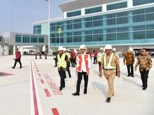 Jokowi Besok Operasikan Bandara Terbesar Setelah Soetta