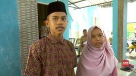 Pasangan Siswa SMP: Kami Menikah karena Cinta dan Takdir