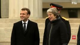 VIDEO: Dicecar Parlemen, PM Inggris Bela Diri Soal Suriah
