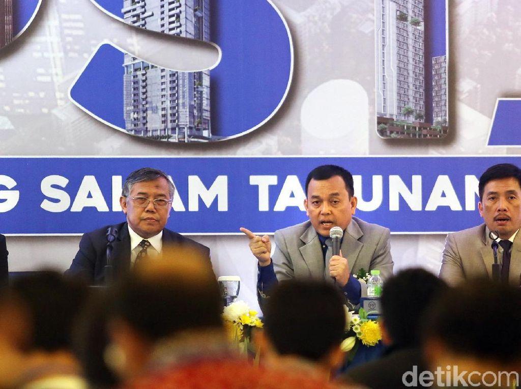 Pembagian dividen ini, berdasarkan hasil Rapat Umum Pemegang Saham (RUPS) Perseroan, yang diadakan di Jakarta, Selasa (17/4/2018).