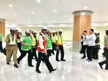Jokowi: Bandara Kertajati Uji Coba 24 Mei 2018