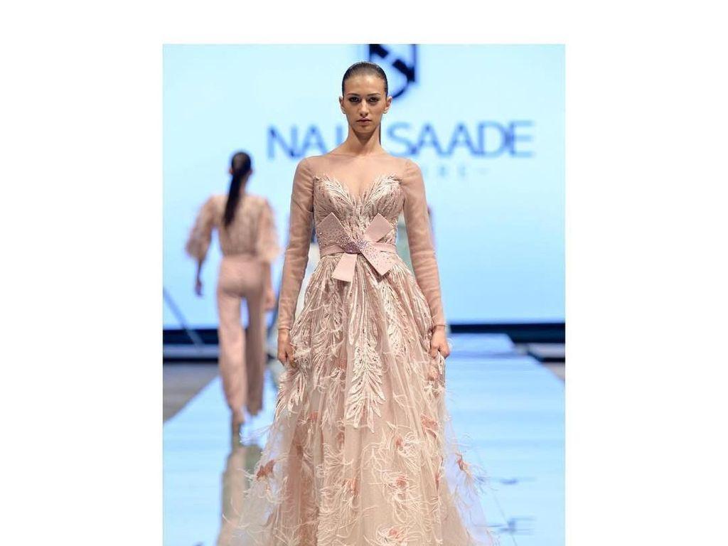Potret Arab Fashion Week yang Mencetak Sejarah di Arab Saudi