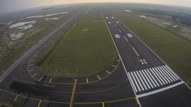 Menhub Usul Landasan Pacu III Bandara Soetta Operasi Agustus