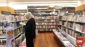 Aksara Tutup Buku, Kinokuniya 'Pede' Buka Toko Baru di Daerah