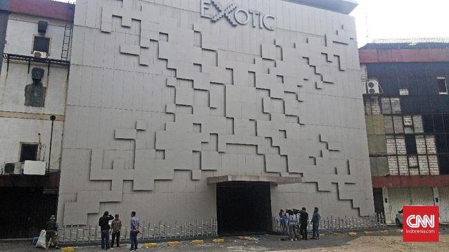 Sandi Konfirmasi Diskotek Exotic Sudah Ditutup Secara Mandiri