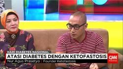 Hari Diabetes Nasional: Atasi Diabetes dengan Ketofastosis