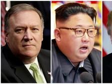 Denuklirisasi Korut, Kim Jong Un & Menlu AS Bertemu Lagi