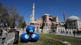 FOTO: Semarak Seni Turki di Debut Yeditepe Biennal