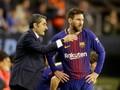 Masa Depan Valverde di Barcelona Tergantung Hasil Musim Ini