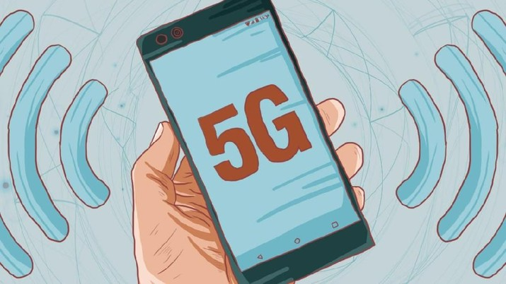 Are You Ready? Teknologi 5G di Indonesia Dimulai!