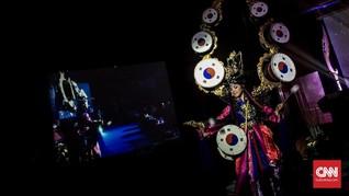 Cerita Intan 17 Tahun Bersama 'Jember Fashion Carnaval'