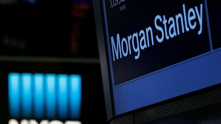 Pasar Bergejolak, Pendapatan Morgan Stanley Naik Jadi Rp 34 T