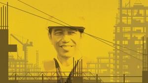 Daftar 14 Proyek Strategis yang Dicoret Jokowi