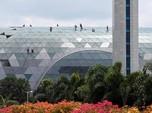 FOTO: Ini Megaproyek Pusat Hiburan Kelas Dunia di Changi