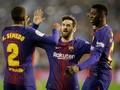 Barcelona Cetak Rekor Tak Terkalahkan di La Liga