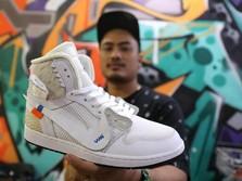 Sepatu Sneakers, dari Gaya Hidup Hingga Ladang Bisnis