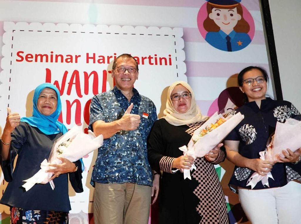 YDBA Gelar Seminar Hari Kartini
