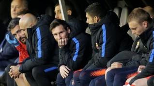 Messi Tuding Media Madrid Sebagai Biang Kasus Pajak