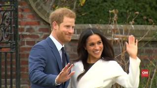 Rangkaian Acara Pernikahan Pangeran Harry-Meghan Markle