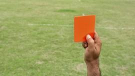 Rekor Kartu Merah Tercepat di Piala Dunia Milik Batista