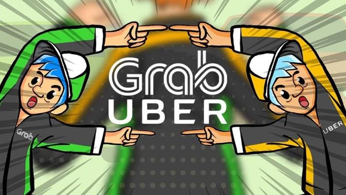 Sebelum diakuisisi Grab, Uber sebenarnya tidak berniat meninggalkan pasar Singapura.