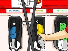 Blak-blakan ESDM Soal RI Impor BBM Puluhan Juta KL Setahun