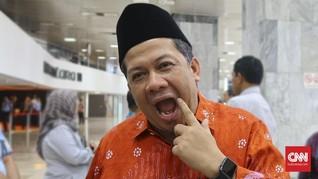 Fahri Hamzah soal Asia Sentinel: Otaknya dari KPK