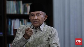 Amien Rais Ingin Bertemu Jokowi Meski Sering Mengkritik