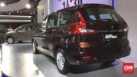 Ertiga GX ESP 'Dikubur', Suzuki Siap Lahirkan Penerus Baru