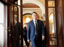 Jack Ma Dilarang Tinggalkan China?
