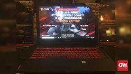 Intel-Nvidia Besut Cip Anyar Laptop Gaming Kala Corona