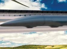 Kereta Ultra Cepat Akan Beroperasi di Abu Dhabi Pada 2020