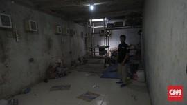 Penampakan Bungker Tempat Meracik Miras Oplosan Cicalengka