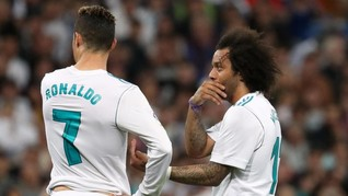 Marcelo Diklaim Bakal Susul Ronaldo ke Juventus