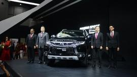 Target Jualan Mitsubishi di IIMS 2018