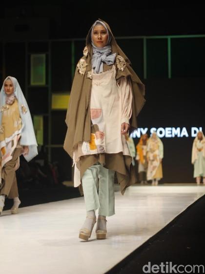 Seperti Ini Hasil Karya Siswi Sekolah Fashion Muslim Pertama di Indonesia