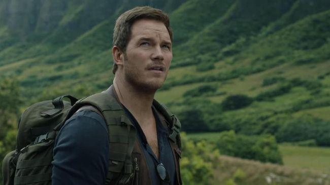 'Jurassic World: Fallen Kingdom' Raih Box Office US$1 Miliar