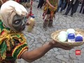 VIDEO: Seniman Yogya Suguhkan Jamu untuk Amien Rais