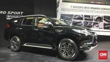 Mitsubishi Larang Pajero Sport Rockford Fostage 'Jadi-jadian'