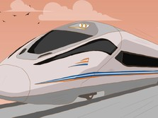 'Shinkansen' Mampu Tempuh Jakarta - Surabaya dalam 5 Jam