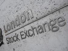 Bursa Eropa Lesu Gara-gara Perang Dagang AS-China