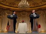 Jepang: Pembicaraan Dagang dengan Trump Berjalan Baik