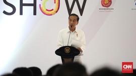 Gembar-Gembor Tenaga Kerja Asing, Jokowi 'Endus' Bau Politik