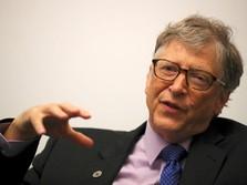 Bangun Microsoft, Bill Gates Puasa Nonton TV & Musik 5 Tahun