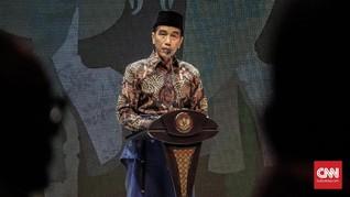 Jokowi Bakal Pilih Kembali JK Jika Konstitusi Membolehkan