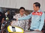 Jokowi Minta Bus di Jakarta Beralih ke Listrik