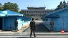 VIDEO: Tentara Korsel dan Korut Jaga Ketat Lokasi KTT
