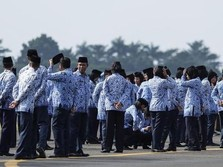 THR PNS Cair Awal Juni 2018, Jokowi Segera Teken Aturannya