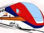 Kereta 'Shinkansen' Siap Beroperasi di Rute Jakarta-Surabaya