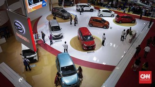 2 Bulan DP Nol Persen, Penjualan Mobil justru Anjlok